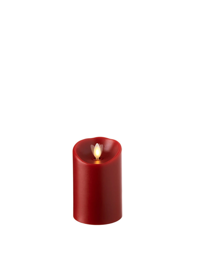 """Pillar Candle Red 3""""x4""""16024"""