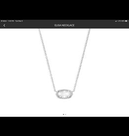 "KENDRA SCOTT Elisa Pendant Necklace 15"" 4217711458"