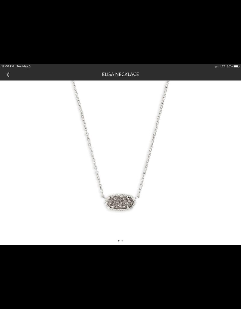 "KENDRA SCOTT Elisa Pendant Necklace 15"" 4217711238"