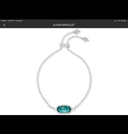 KENDRA SCOTT Elaina Adjustable Chain Bracelet 4217717615