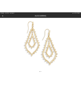 KENDRA SCOTT Alice Earring 4217715474