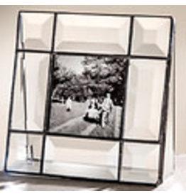 Square beveled 3x3 frame PIC 112-33