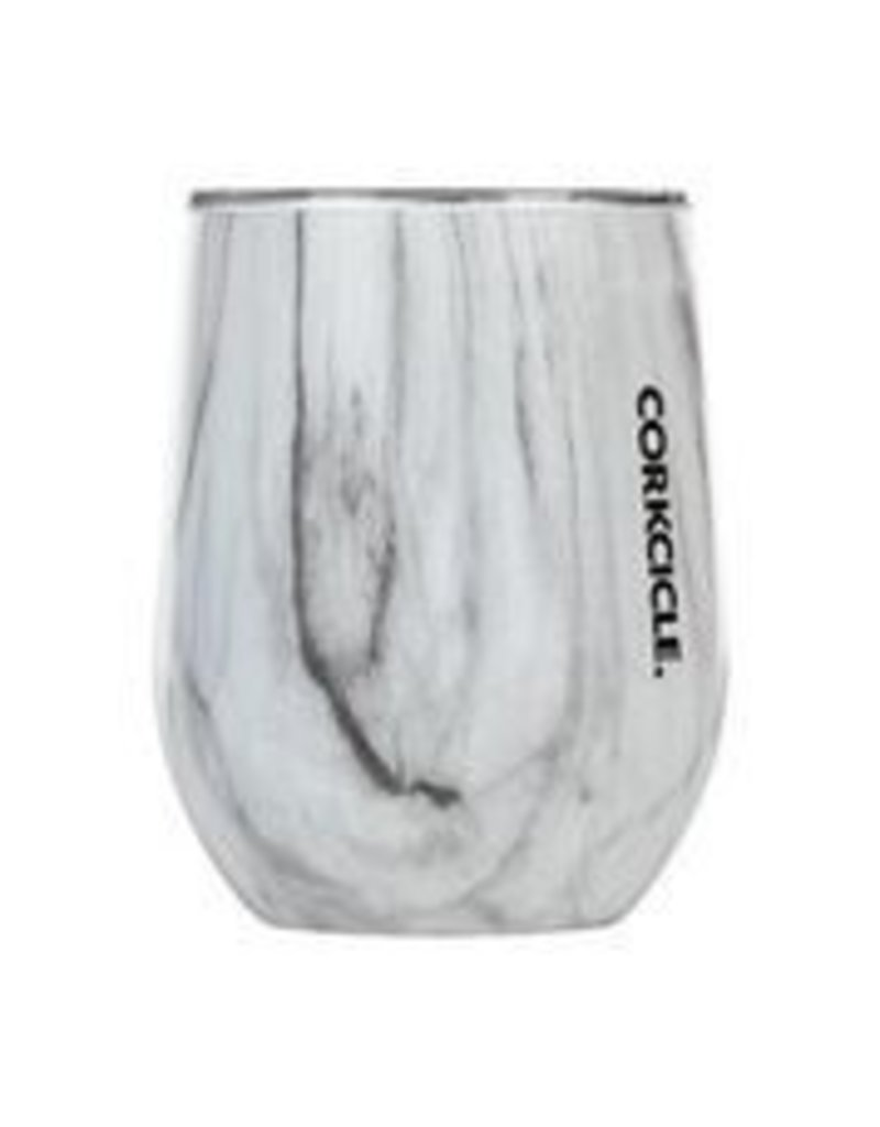 12 oz stemless wine glass snowdrift