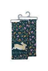 Hello Spring Towel 101734