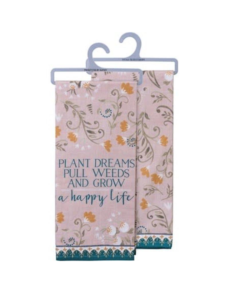 Happy Life Towel 101736