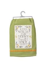 Kind Words Are Like Honey Towel 101752