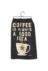 Coffee Is Always a Good Idea towel 32983