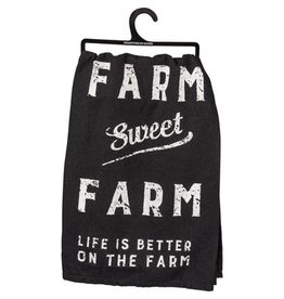 Farm Sweet Farm Towel 30354