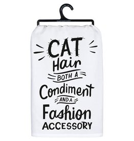 Cat Hair Both Condiment and Fashion Towel 102787