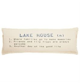 Lake House Definition Pillow 41600352