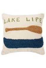 Lake Life Raised Pillow 416003511L