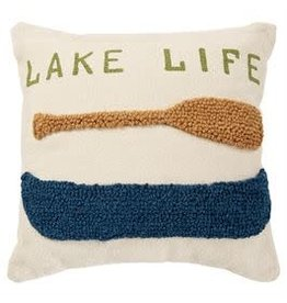 Lake Life Raised Pillow 416003511L