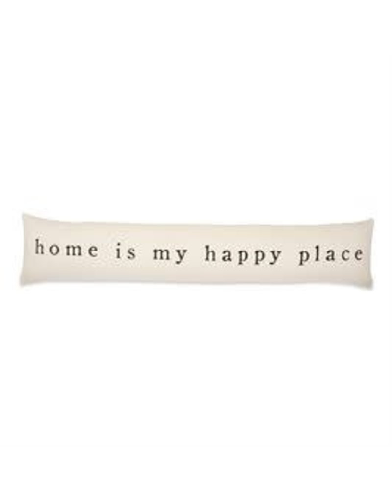 Home Is My Happy Place Pillow 41600272H