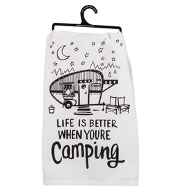 Life Is Better When You Are Camping 35521