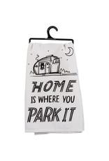 Home Is Where You Park It Towel 35520