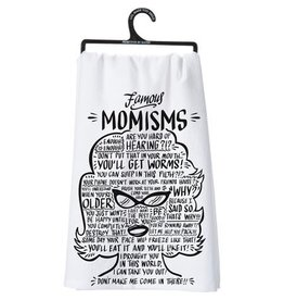 Famous Momisms Towel 29118