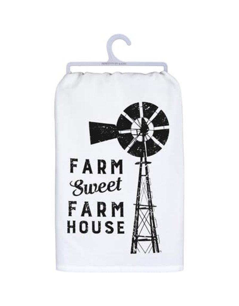 Farm Sweet Farm Towel 39407