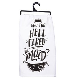 Who Fired The Maid Towel 33201