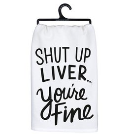 Shut Up Liver Towel 104250