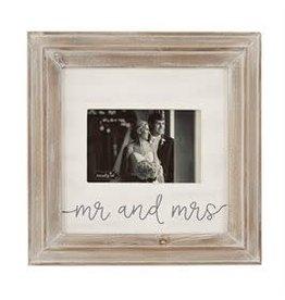 Mr & Mrs Wood Frame 4695425