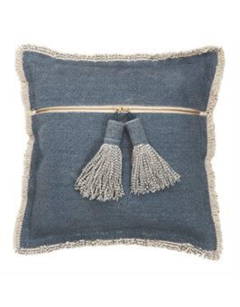 Shutting Tassel Pillow 41600281