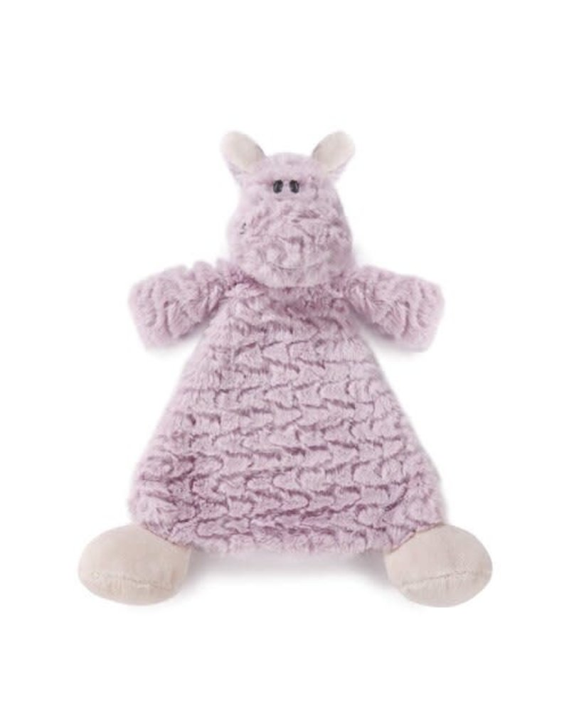 Harlow Hippo Rattle Blankie 5004700210