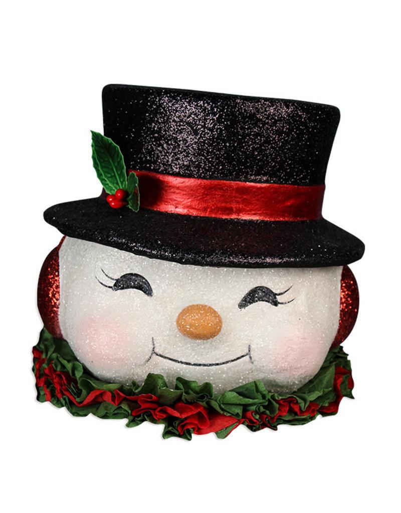 BETHANY LOWE Happy Retro Snowman TL9417