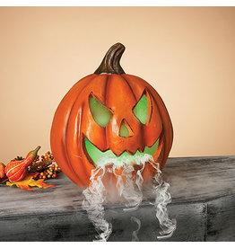 "Electric Magnesium Lighted Pumpkin 14.3"" 242220"