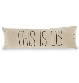 none This is us pillow 41600293T