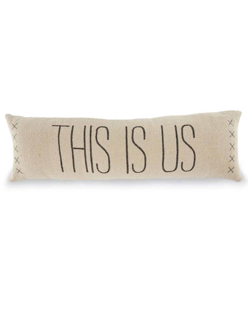 none 41600293T  LONG PILLOW THIS IS US