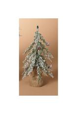 """Snowy Alpine Tree 12"""" 2161030"""