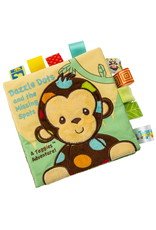 Dazzle Dot Monkey Soft Book 40100