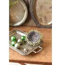"""Iced Twined Vine Nest 4.5"""" XBR6018"""