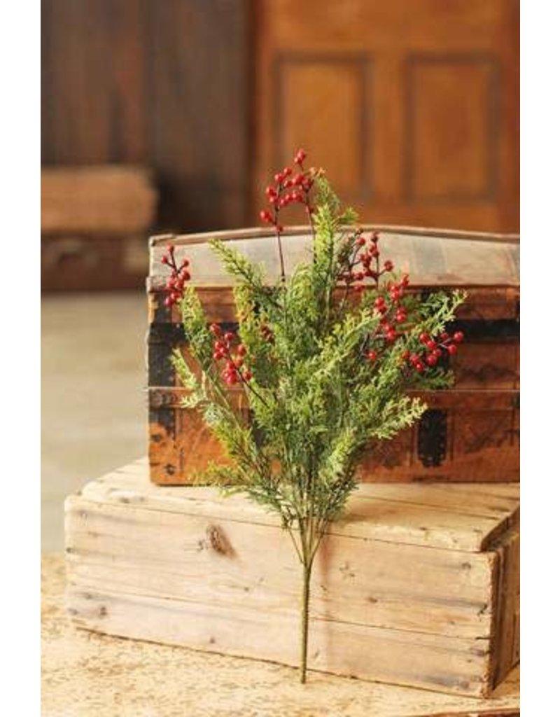 Red Cedar w/Berries Bush XP78134