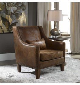 UTTERMOST Clay armchair 23030