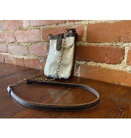 Canoe Mini silver acid Kodak purse