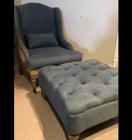 UTTERMOST Denim lounge chair NJ1801