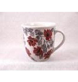 Signature medium bubble mug silk cotton