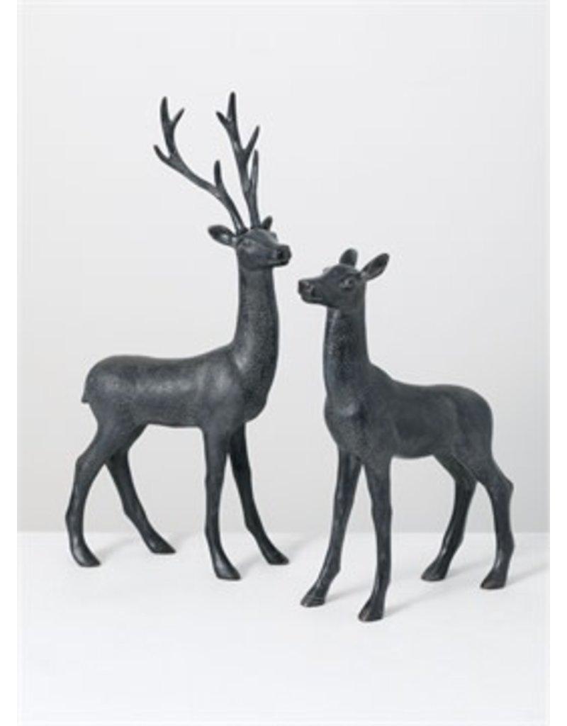 """Deer Figurine 14"""" PR2590 S"""