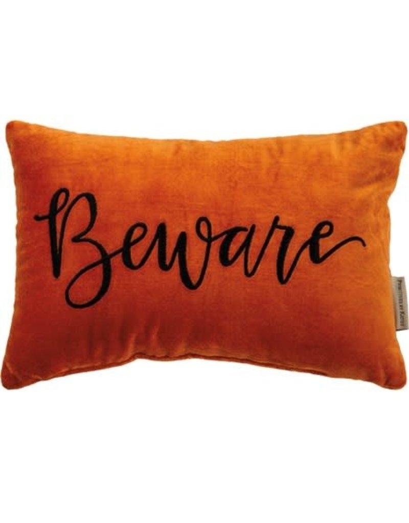 Pillow - Beware 106611