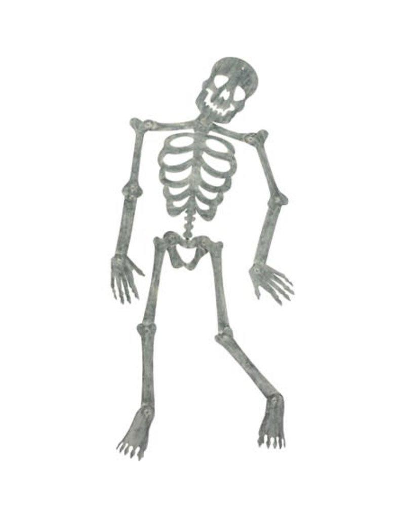Wall Decor - Lg Skeleton 107604