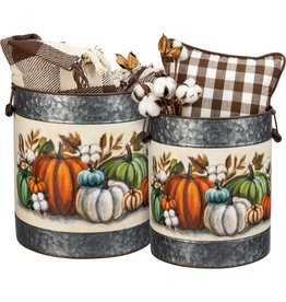 Pumpkin bucket L 107529