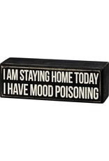 Box Sign - Mood Poisoning 107643