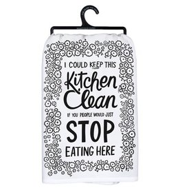 Dish Towel - Kitchen Clean 107829