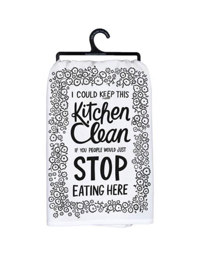 Dish Towel - Kitchen Clean 107829