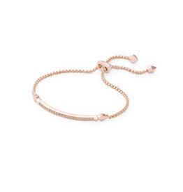 KENDRA SCOTT Ott bracelet rag metal white cz 4217715264