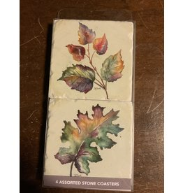Autumn Jewels coaster set
