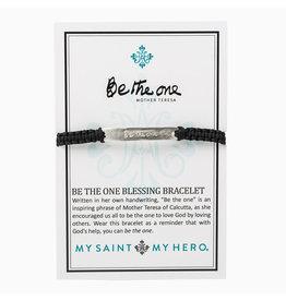 MY SAINT MY HERO Be the one bracelet