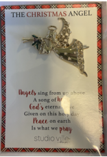 Christmas story pins