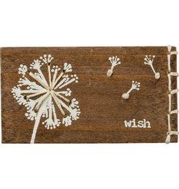 none Stitched Block -Wish